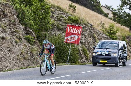 The Cyclist Jens Voigt