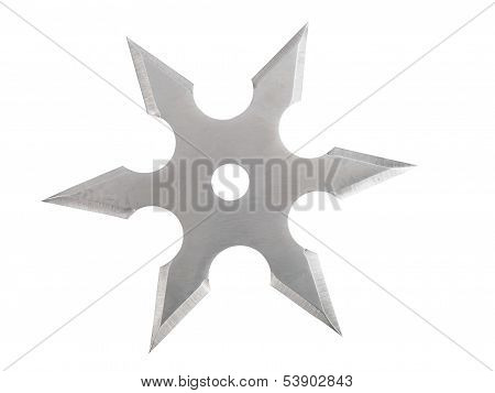 Throwing Blade Star
