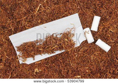 Cigarette Rolling