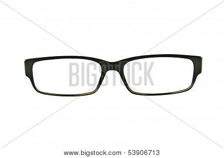 Black eyeglasses frames