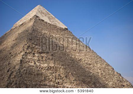 The Pyramid Of Khafrae