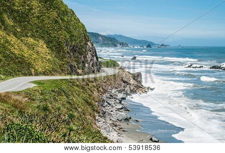 New Zealand Coastal Highway