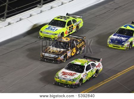 NASCAR: Juli 04 Coke Zero 400 Powered By