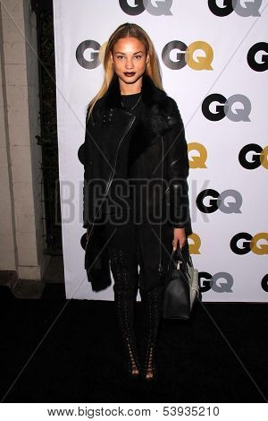 LOS ANGELES - NOV 12:  Rose Bertram at the GQ 2013