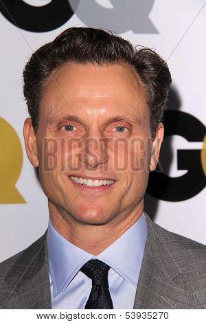 LOS ANGELES - NOV 12:  Tony Goldwyn at the GQ 2013