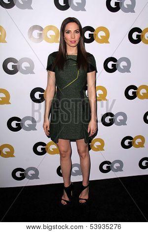 LOS ANGELES - NOV 12:  Whitney Cummings at the GQ 2013