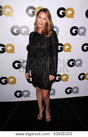 LOS ANGELES - NOV 12:  Dylan Penn at the GQ 2013