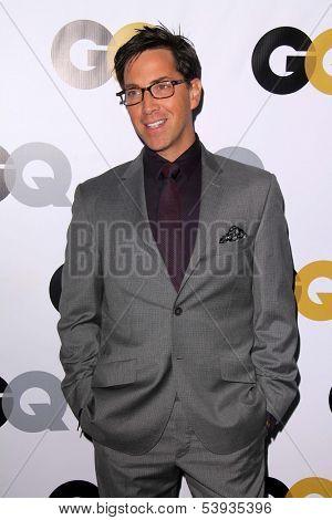 LOS ANGELES - NOV 12:  Dan Bucatinsky at the GQ 2013