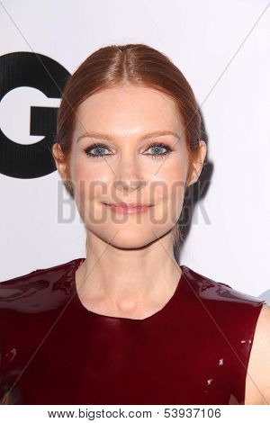 LOS ANGELES - NOV 12:  Darby Stanchfield at the GQ 2013