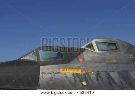Sr-71 Cockpit