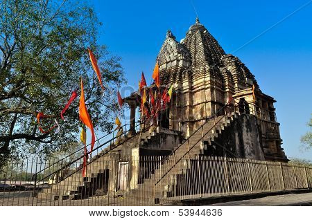 Matangeshvara Temple, Khajuraho,  India - Unesco  World Heritage Site.