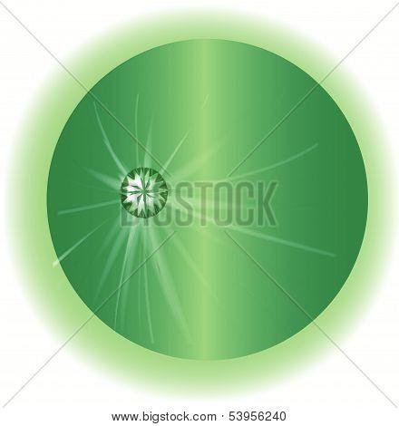 Emerald Globe