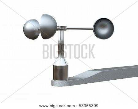 Anemometer, Wind Speed  Measuring Device.