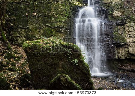 Waterfall Peak District