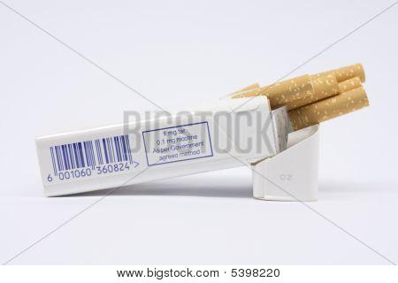 Box Of Sigarets
