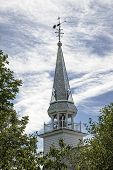 Spire of Christ Church, Duanesburg, NY