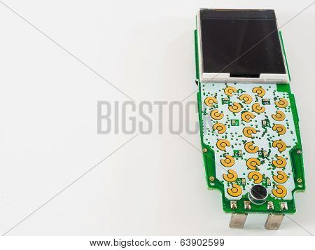 Electronic Waste, Telephone Not Working