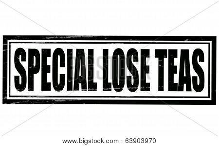 Special Lose Teas