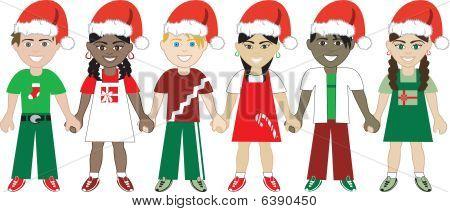 Christmas Kids United 3