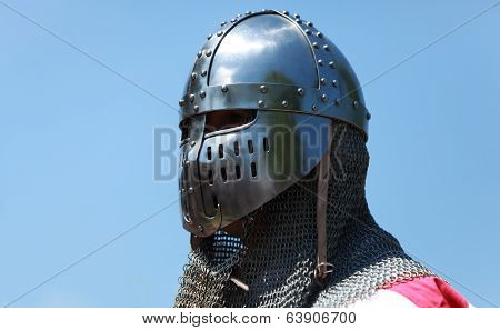 Shining Knight Helmet