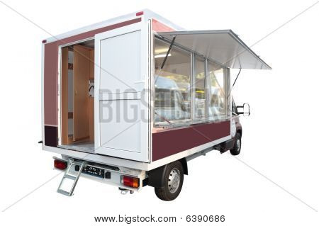Sales Van