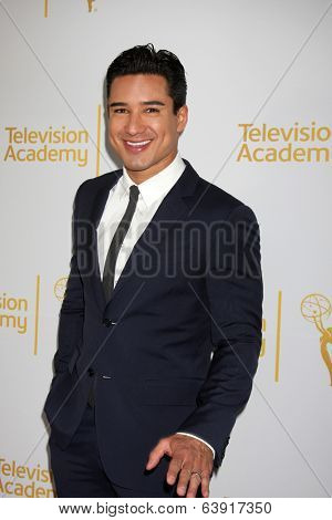 LOS ANGELES - APR 9:  Mario Lopez at the An Evening with
