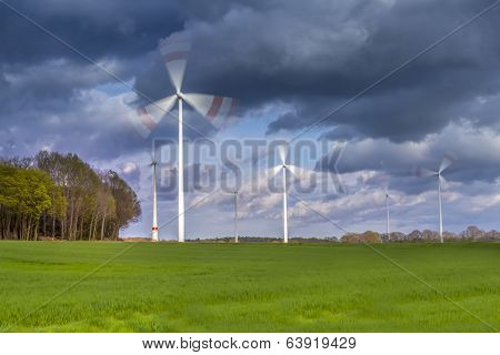 Windmill Powerplant