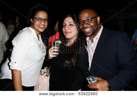 NEW YORK-APR 24: Guests attend the Filmmaker Industry Party at Spin during the 2014 Tribeca Film Festival on April 24, 2013 in New York City.