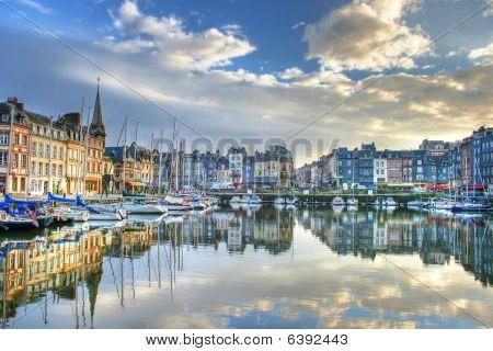 Honfleur Old Port