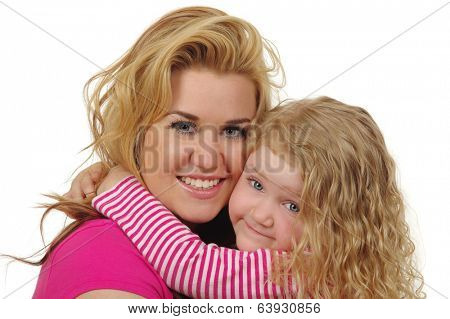 Mother and daughter ( mothers day)