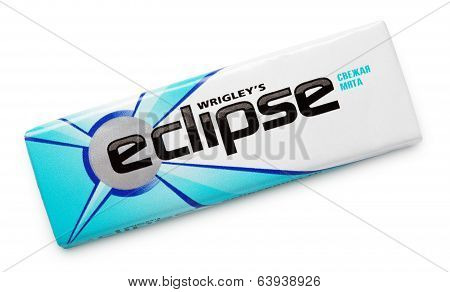 Chewing Gum Wrigley's Eclipse