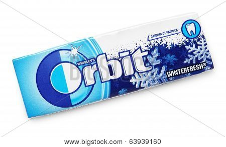 Chewing Gum Orbit