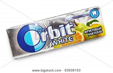 Chewing Gum Orbit White