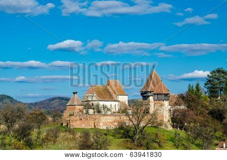 Fortified Church of Alma Vii