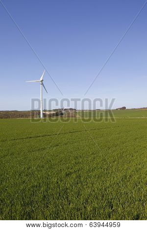 Agricultural Wind Turbine