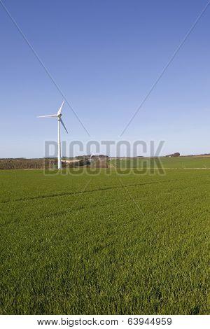 Agricultural Wind Turbine