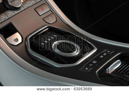 knob gear stick