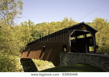 Coleman Covered Bridge