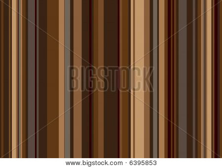 Coffee Stripe Retro