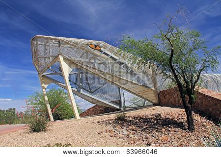 Rattlesnake Bridge in Tucson Arizona