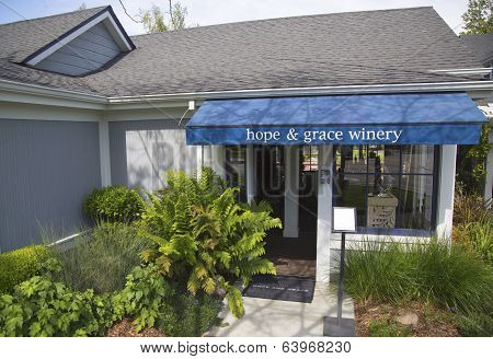 Hope&Grace Winery in Napa Valley