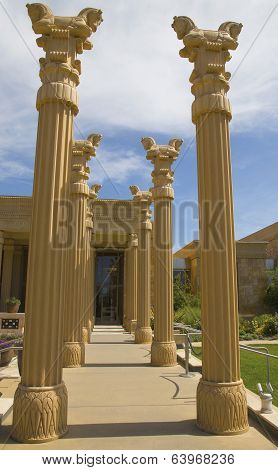 Darioush Winery in Napa Valley