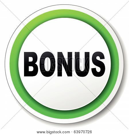 Vector Bonus Icon