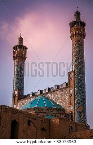 Qazvin Mosque