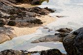 picture of galway  - Atlantic clear water in Carraroe Co - JPG