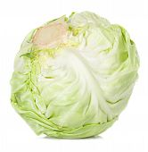 picture of water cabbage  - Fresh cabbage close - JPG