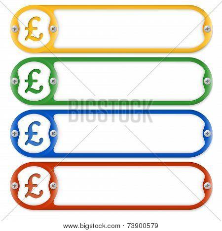 Pound Sterling Symbol