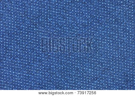 Life size of jean texture