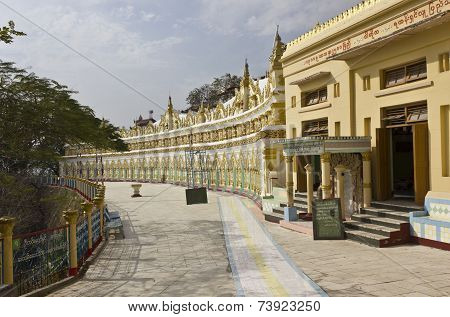 U Min Thonze Buddhist Temple