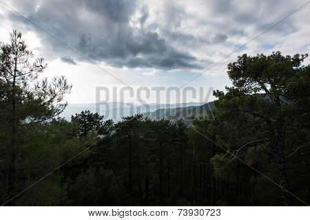Troodos Mountains